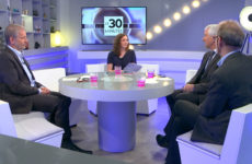 Serge Winkelmuller Serge Starck et Joel Niederlander évoquent l'actualité du Sydeme
