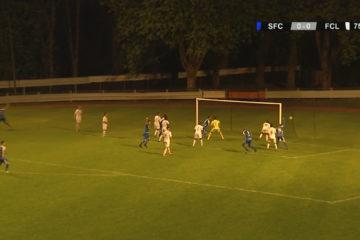 Actuellement dans une spirale positive, les footballeurs sarregueminois recevaient leurs homologues de Lunéville