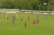 Résumé de la rencontre du Sarreguemines FC et de l'US Sarre Union.