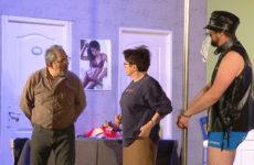 """Usser Unkoschte nix passiert"" par le Saageminner Platt Theater"