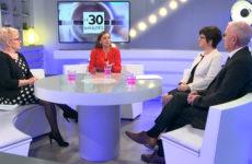 Nicole Muller-Becker, Liliane Lind et Jean-François Reinert se mobilisent pour l'apprentissage et incitent les jeunes apprentis à franchir la frontière.