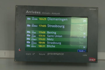 La ligne TER Sarreguemines-Béning bientôt rénovée