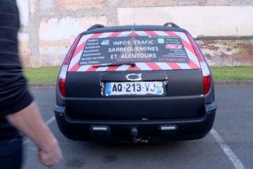 Info Trafic Sarreguemines et alentours : en temps réel !