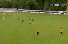 Résumé de la rencontre du Sarreguemines FC et de l'AS Pagny sur Moselle.