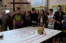 Concours TECHNOBOT 2018 des collèges