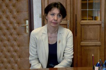 Nicole Trisse a visité pendant une journée la maison d'arrêt de Sarreguemines.