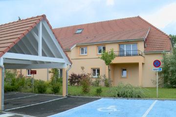 Maison de vie pour l'accueil des séniors à Oermingen