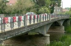 Le pont de la Sarre