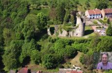 Le château de Frauenberg retenu, le maire de Frauenberg, Aloys Hauck, sera reçu par le couple présidentiel lors d'une réception organisée à l'Elysée.