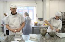 Les apprentis boulangers-pâtissiers auront bientôt un nouveau laboratoire pour leurs ateliers