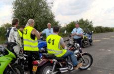 Les motards sanctionnés peuvent participer à une journée de formation.