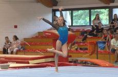 Sarreguemines a accueilli le tournoi international de gymnastique.
