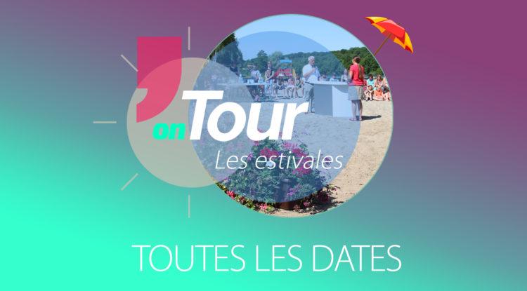 Logo On Tour dates