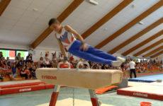 Sixième édition de la Cup de Gymnastique - partie 1