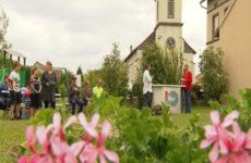 On Tour dans la commune d'Hazembourg