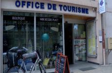 Office de tourisme en travaux