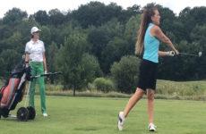 Golf et Paëlla