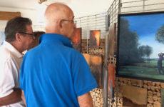 3 artistes s'exposent au golf de Sarreguemines