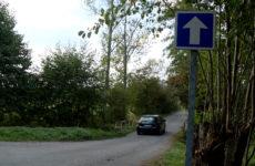 Des automobilistes se mobilisent pour que la rue du canal redevienne à double sens entre Willerwald et Herbitzheim