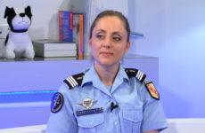 Magali Engel commande la compagnie de gendarmerie de Sarreguemines