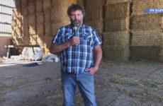 Les agriculteurs touchés par la sécheresse