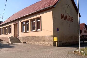 travaux mairie Wiesviller