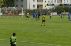 Résumé de la rencontre entre l'AS Pierrots Vauban Strasbourg et le Sarreguemines FC