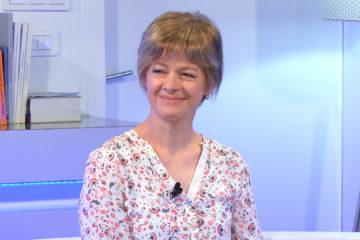 Annette Freyermuth présente les différents ateliers programmés à l'Hôpital Robert-Pax