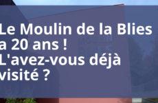 Avez-vous déjà visité le Moulin de la Blies ?